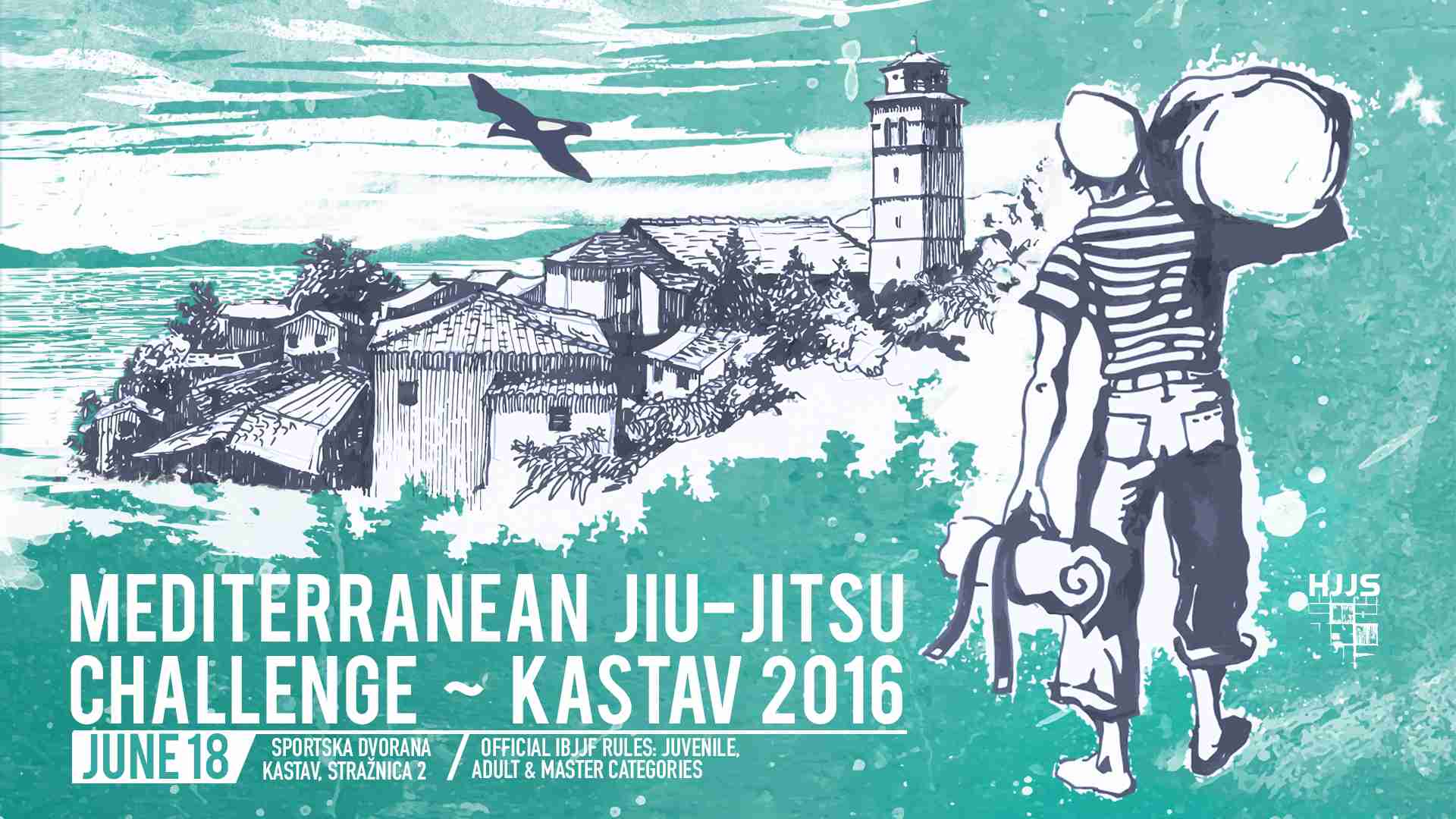 Mediterranean Jiu-Jitsu Challenge – Kastav 2016